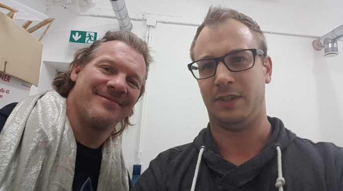 museek Interview mit Chris Jericho von FOZZY