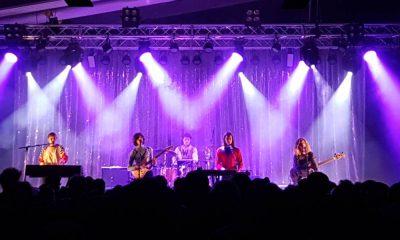 Parcels Konzert live Technikum München 2017