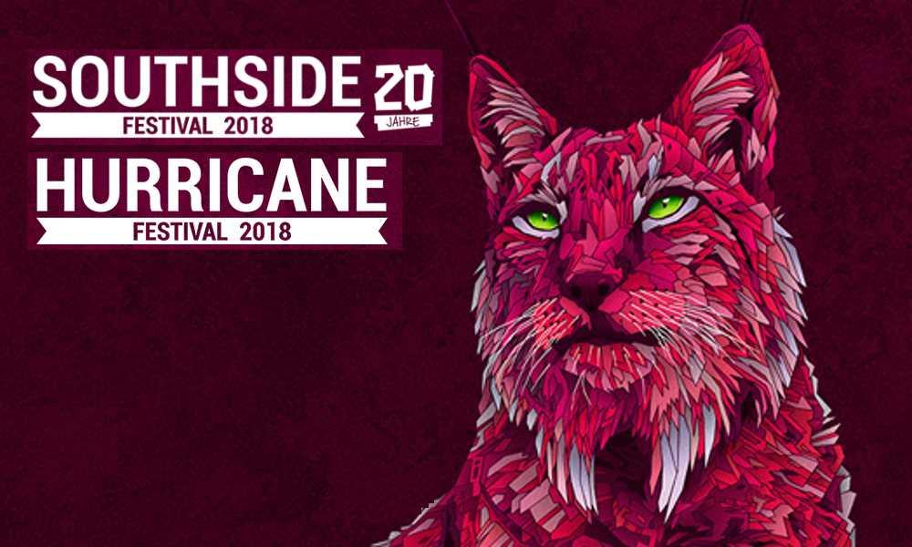 Bands für Southside Festival 2018 und Hurricane Festival 2018