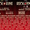 Muse bei Rock im Park und Rock am Ring 2018 - Zweite Bandwelle