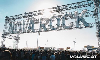 Bands für Nova Rock 2018