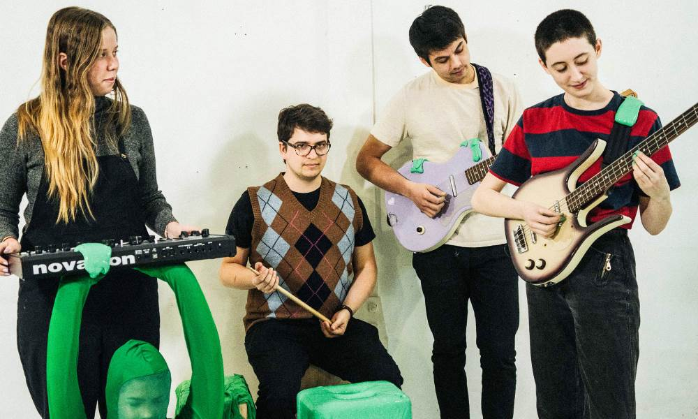 Frankie Cosmos Band New York