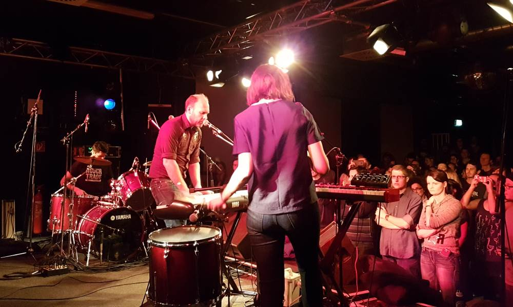 The Rural Alberta Advantage live in München 2018