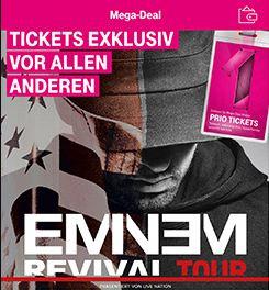 Eminem Vor-Vorverkauf