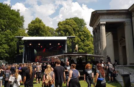 Rockavaria 2018 Green Stage
