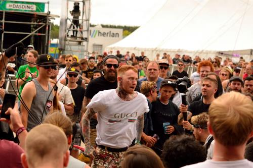 Southside 2018 Frank Carter and the Rattlesnakes