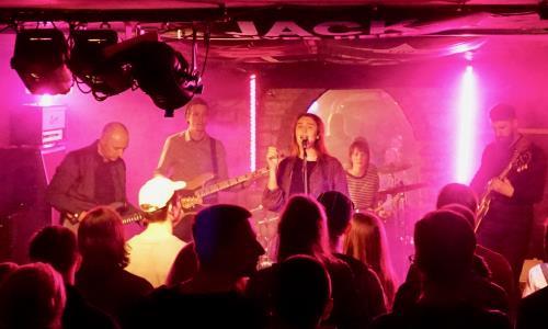Francis Band Estland live