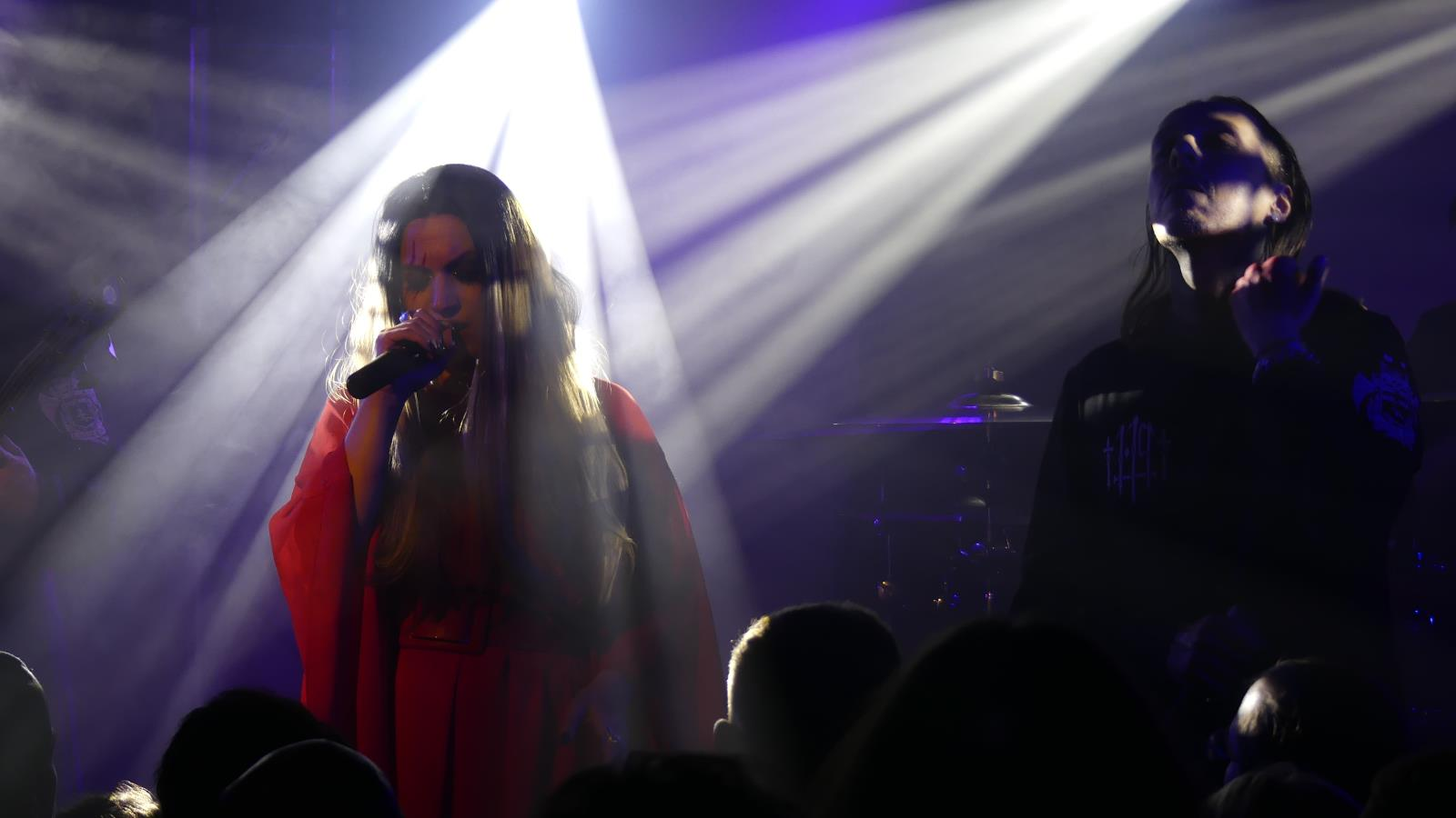 Lacuna Coil Konzert München 2018