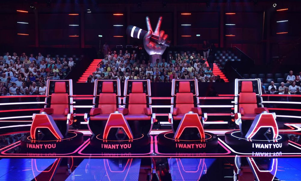 The Voice of Germany Casting Show
