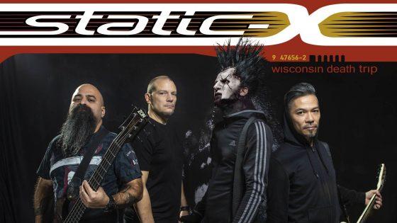 STatic-X Tour Deutschland 2019
