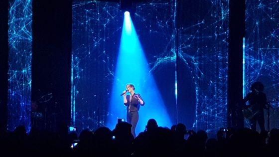 Dido Konzert Circus Krone München 2019