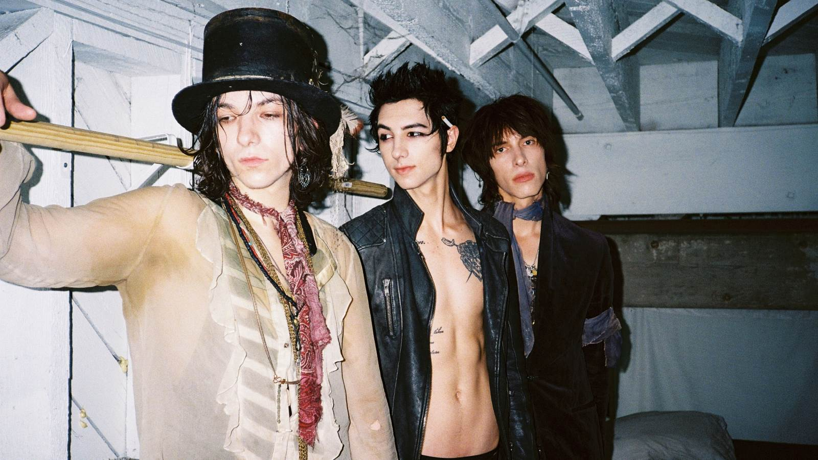 Palaye Royale Band