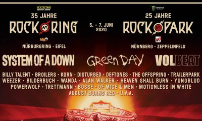 Rock im Park 2020 Bands Rock am Ring 2020 Bands