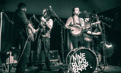 Nine Blind Ravens Band Liverpool