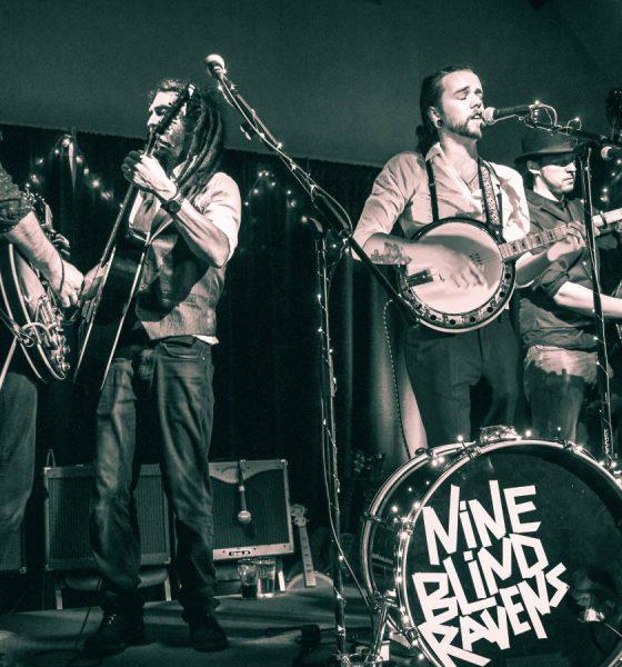 Nine Blind Ravens Band Liverpool