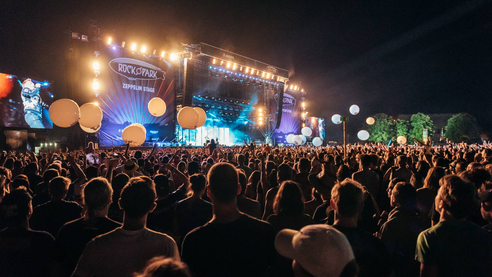 Rock im Park Rock am Ring 2022 Bandwelle